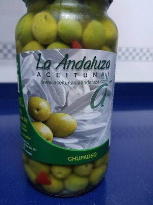 Aceitunas chupadeo - Product - es