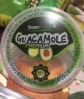 Guacamole elaboración artesanal tarrina - Producto