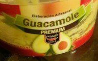 Guacamole picante premiun elaboración artesanal tarrina - Product - fr