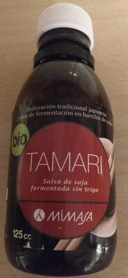 Tamari. Salsa de soja fermentada sin trigo - Product