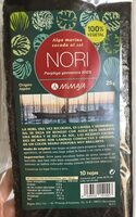 Alga Nori - Produit - es