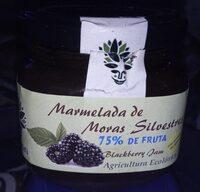 Mermelada de Moras Silvestres 75% de Fruta - Product