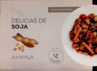 Delicias de soja - Product