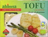 "Tofu ecológico ""Ahimsa"" Con algas - Produit"