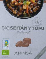 Bio Seitán y Tofu Tradicional - Producto