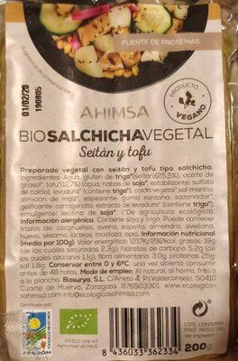 Salchichas vegetales - Product