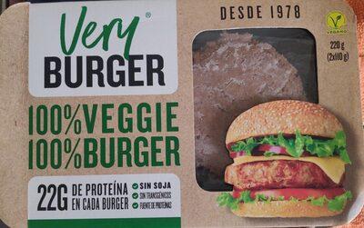 Very burguer - Producto - es