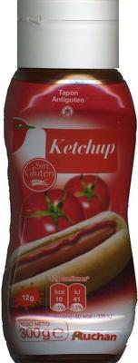 Ketchup Auchan - Producto - es