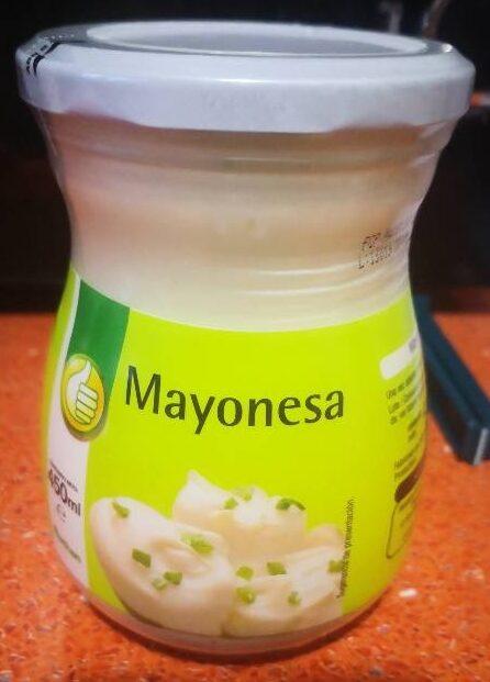 Mayonesa auchan - Producte - es