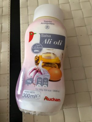 Ali oli - Producte - fr