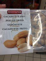 Cacahuete frit - Produit