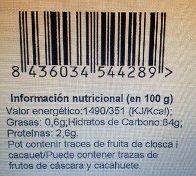 Mango Deshidratado Sin Azúcar - 2