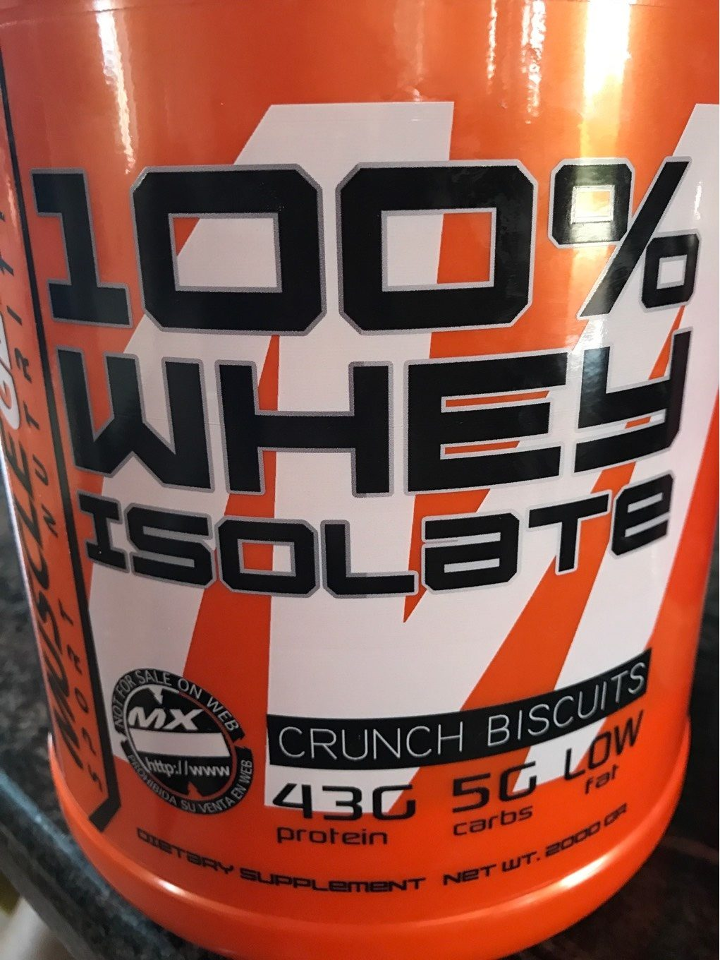 Whey - Product - it