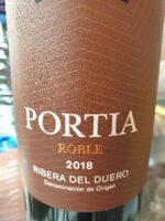 PORTIA ROBLIS RIBERA DEL DUERO - Prodotto - fr