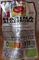 Harina Algarroba - Agricultura Ecológica - Producte - es