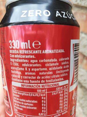 Granja Armengol Iogurt Natural - Ingredientes - es