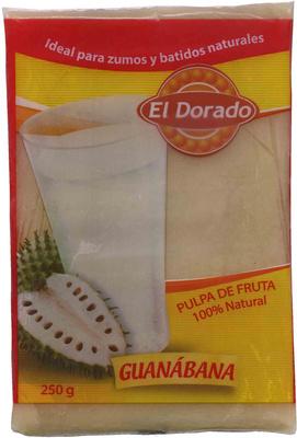 Pulpa de guanábana congelada - Producto