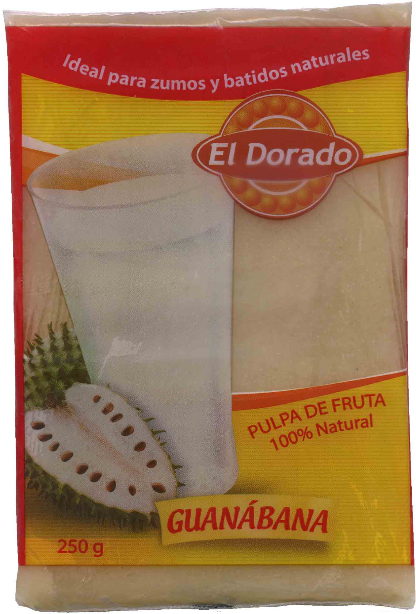 Guanábana - Produit - es