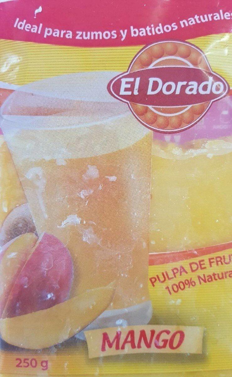 Pulpa de Mango congelado - Prodotto - es