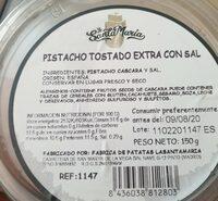 Pistacho - Producto - es