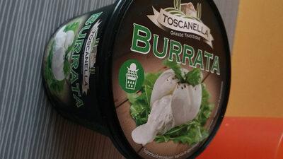 Burrata - Producte - en