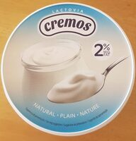 Lactovia Cremos 2% - Product - fr