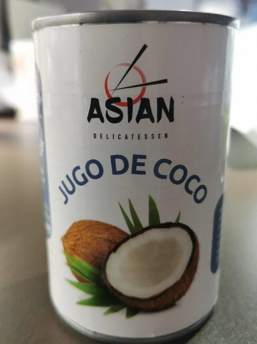 Jugo de coco - Product - es