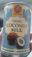 Light Coconut Milk - Producto