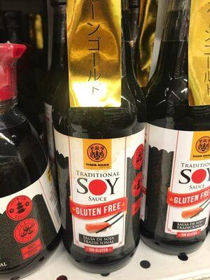 Tradicional Soy Sauce - Product