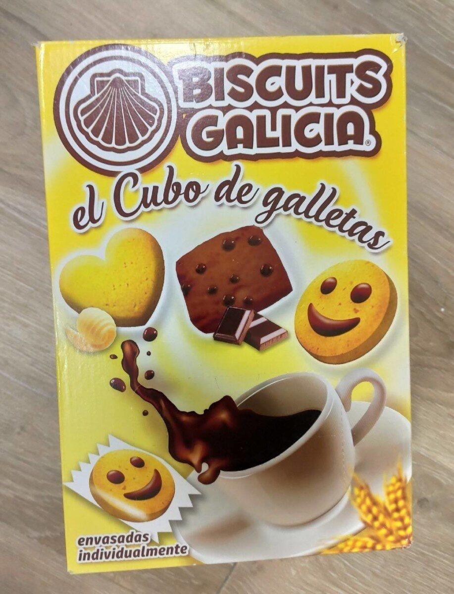 El cubo de galletas - Producto