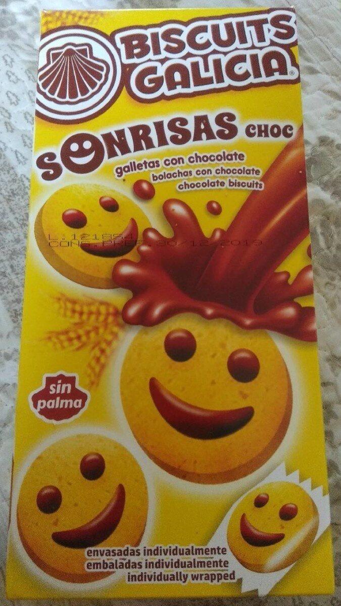 Sonrisas choc - Producto - es
