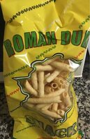 Flautas de patata - Producto