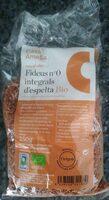 Fideos integrales de espelta BIO - Produit