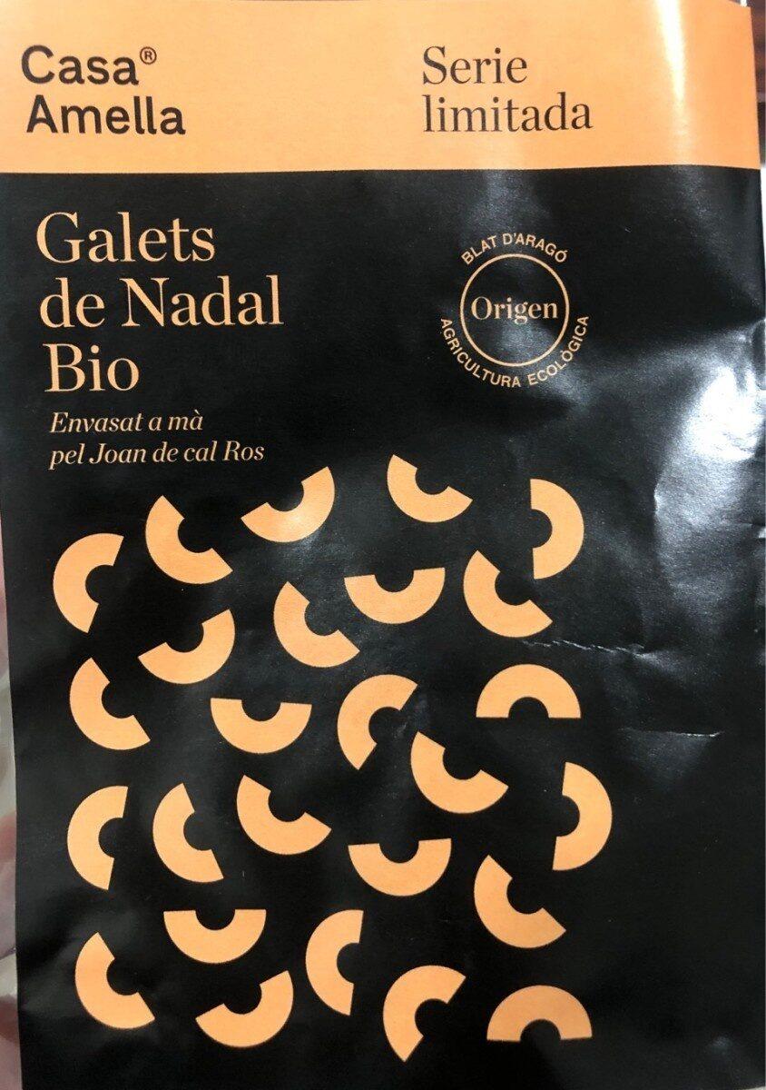 GALETD DE NADAL BIO - Producto - es