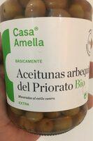 Aceitunas arbequinas del priorato - Produit - es