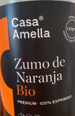 Zumo naranja - Produit - es
