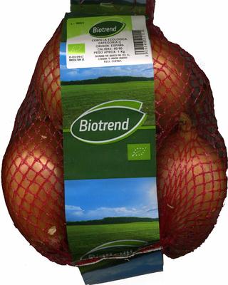 """Cebollas ecológicas """"Biotrend"""" - Product"""