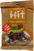 Caramelos sabor frutas - Producto - es