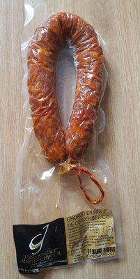 Chorizo extra de cerdo iberico - Producto