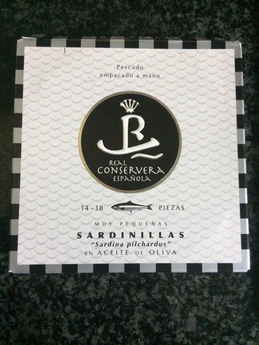 Sardinillas - Produit
