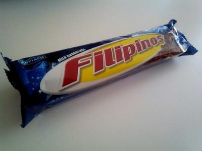 Filipinos Chocolate de Leite - Producto