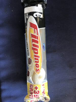 Filipinos chocolate blanco - Producto