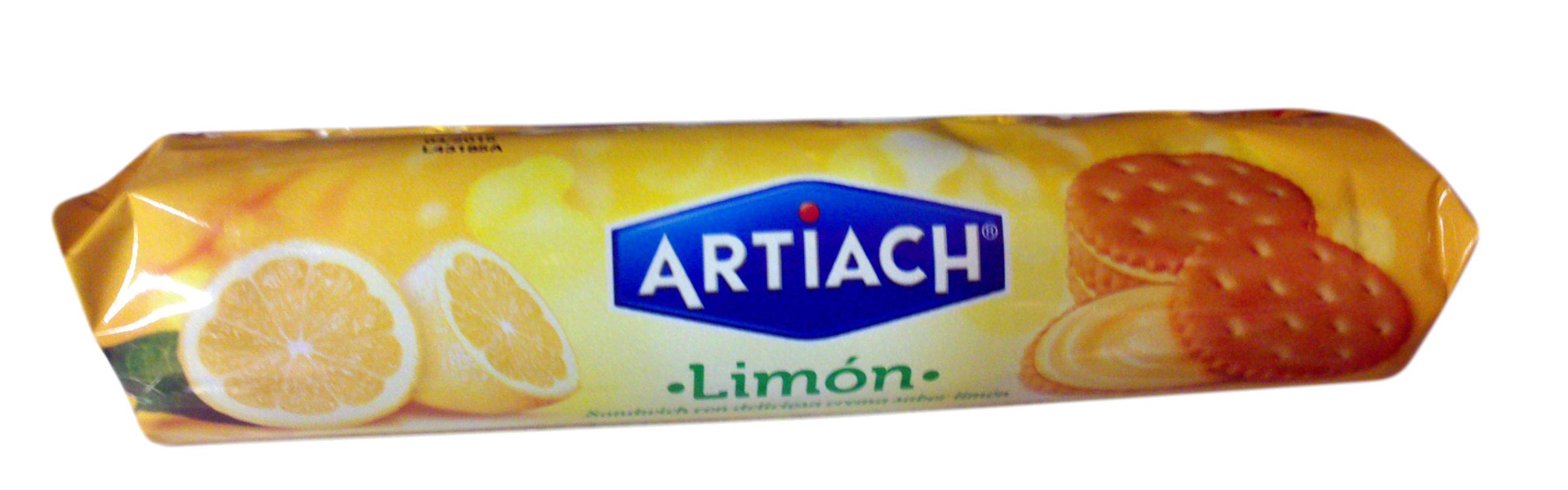 Sándwich De Crema Sabor Limón - Producto - es