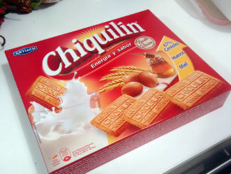 Chiquilín - Producto
