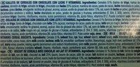 Dinosaurus choco - Ingredients