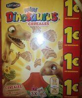 Dinosaurus Mini Cereales - Product