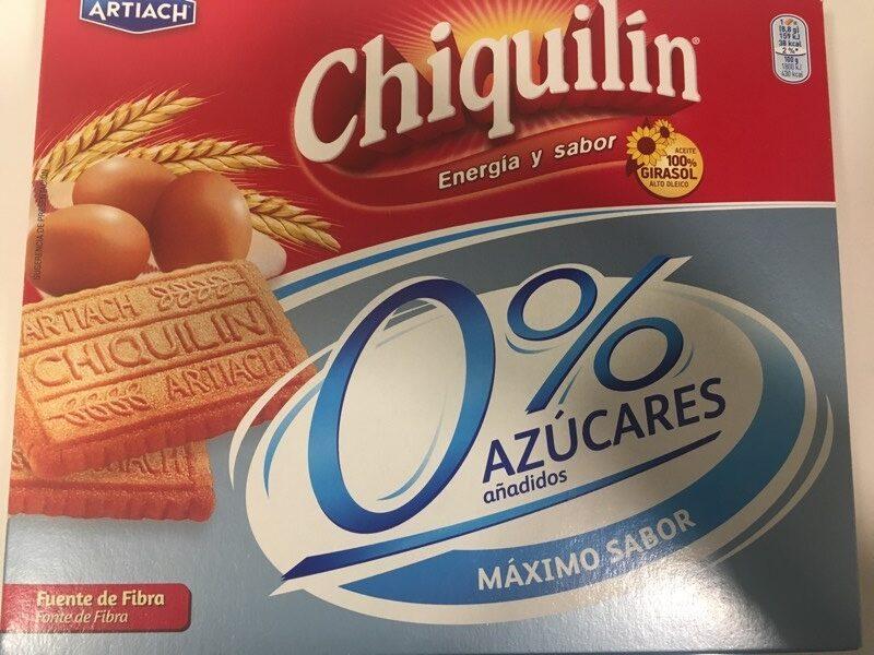 Chiquilín - Producte - es