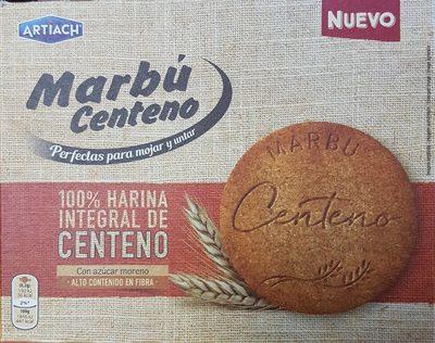 Marbú Centeno - Producte