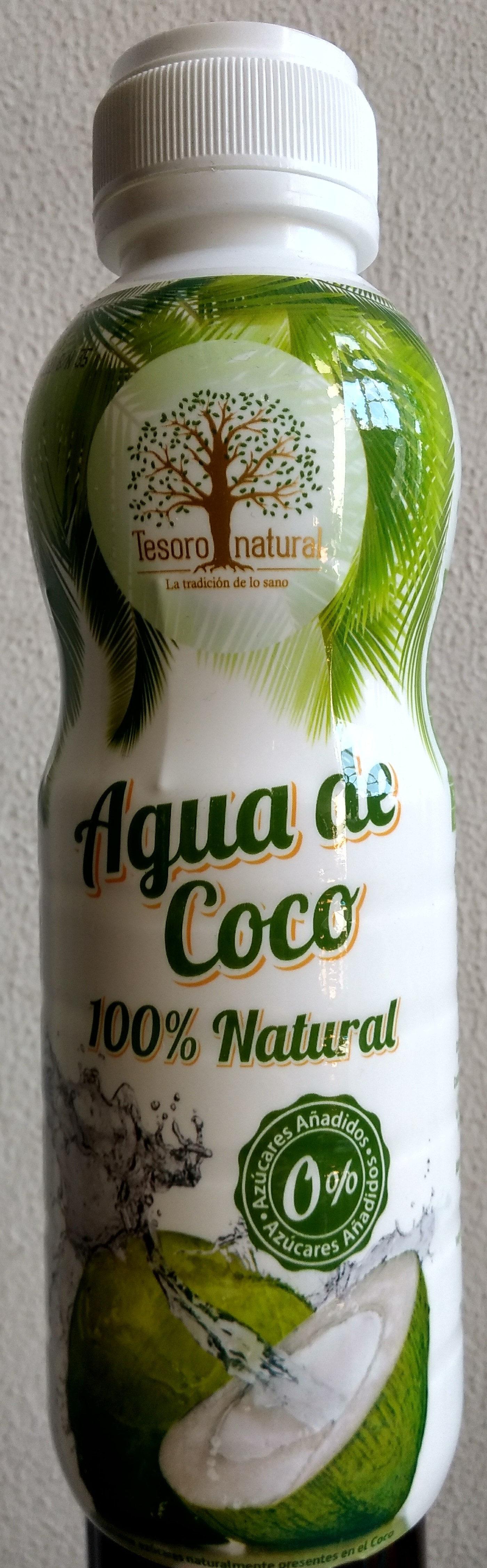 Agua de coco natural - Product