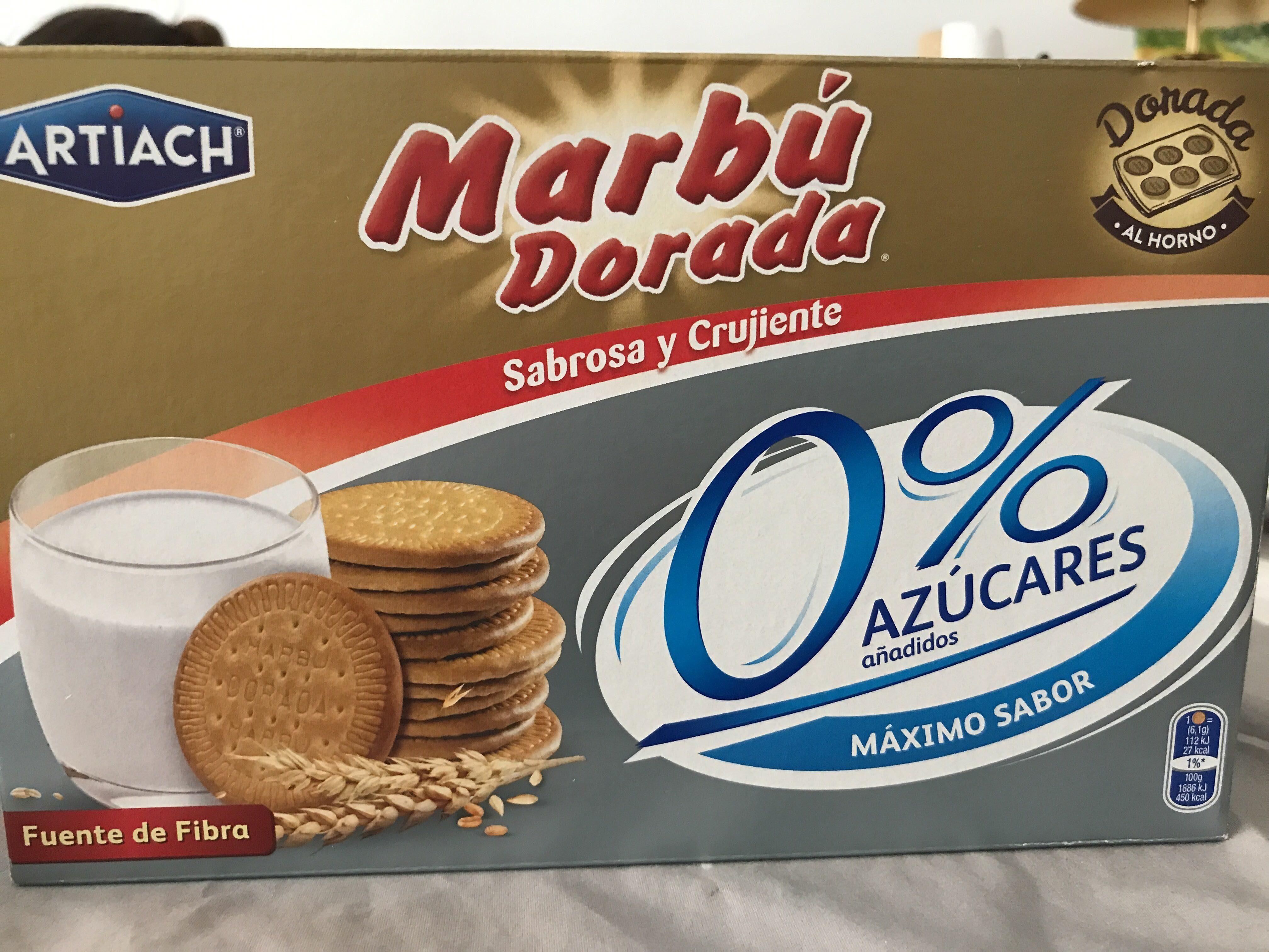 Galleta Maria - Producto - es
